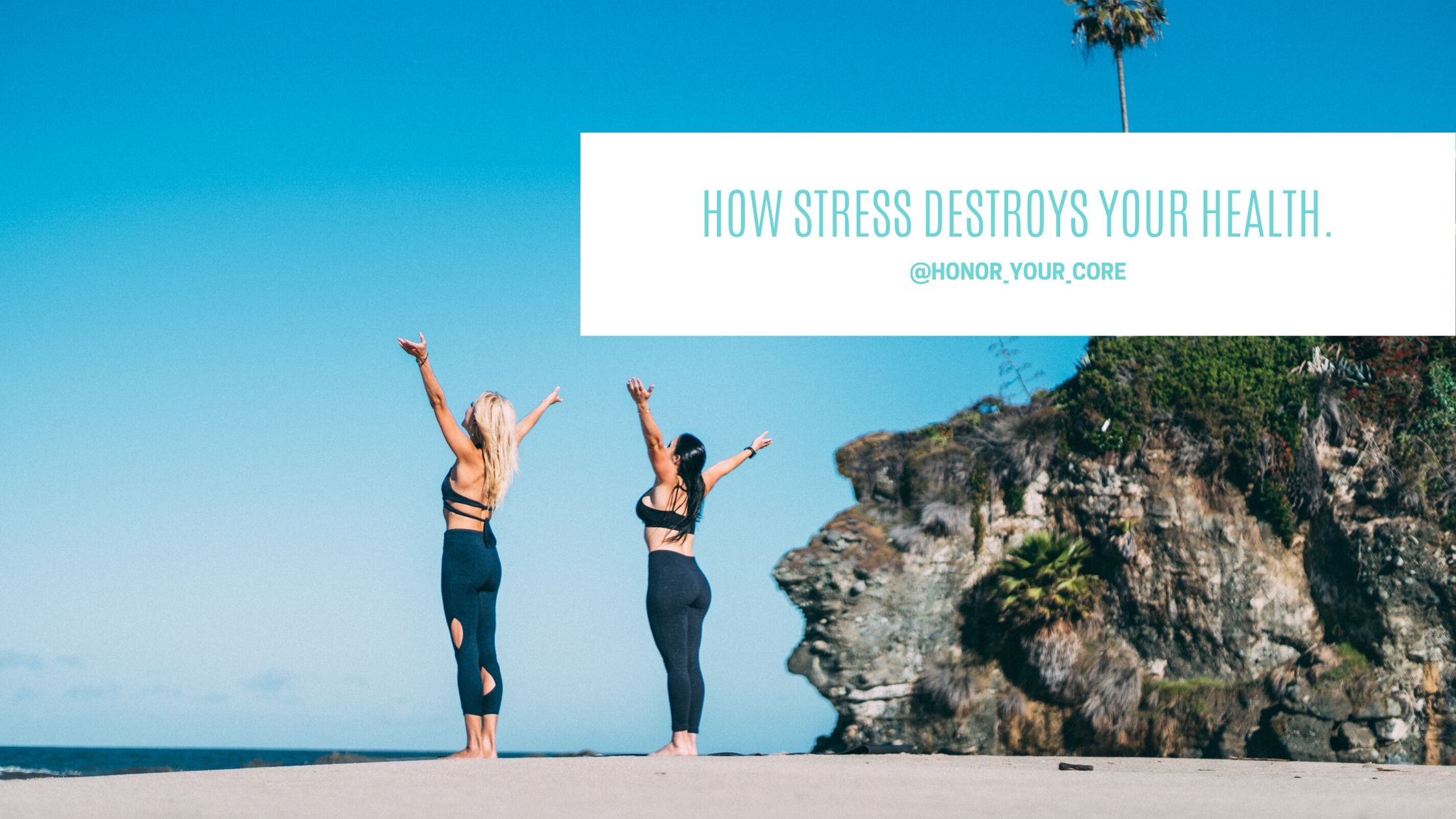 How Stress Destroys Your Health